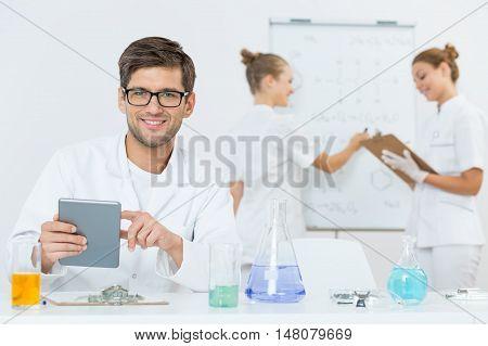Chemistry Plus Technology