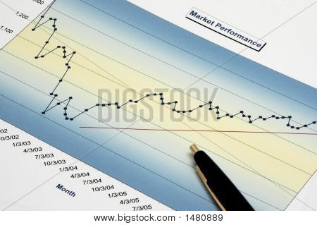 Stock Report with Pen