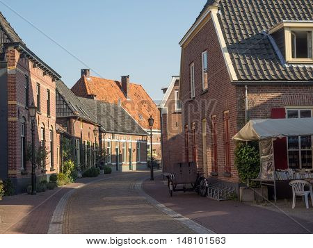 the City of bredevoort in the netherlands