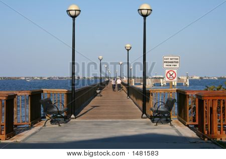 Fishing Pier Recreational Area