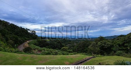 View From Monteverde, Costa Rica