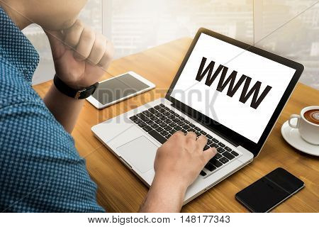 Www Website Online Internet Web Page Computer