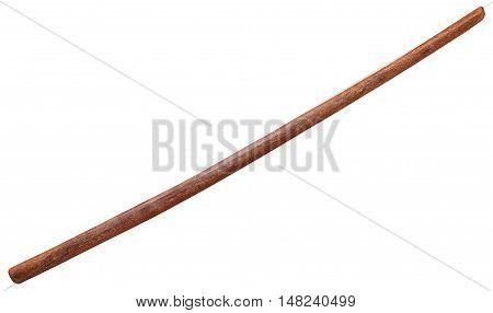 Bokken Japanese Wooden Sword Isolated