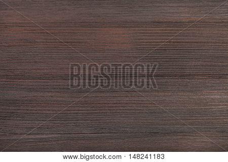 Wooden Texture Of Dark Brown Color