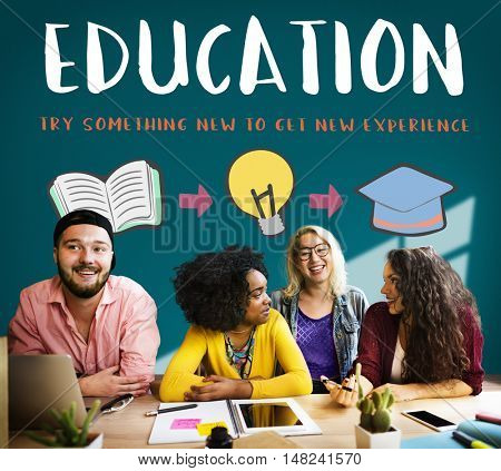 Education Knowledge New Experience Concept