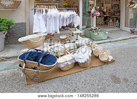Fashion Store Display
