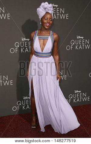LOS ANGELES - SEP 20:  Lupita Nyong'o at the