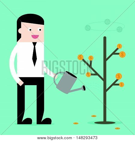 Plant Money Tree For Passive Income Financial Freedom
