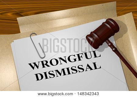 Wrongful Dismissal - Legal Concept