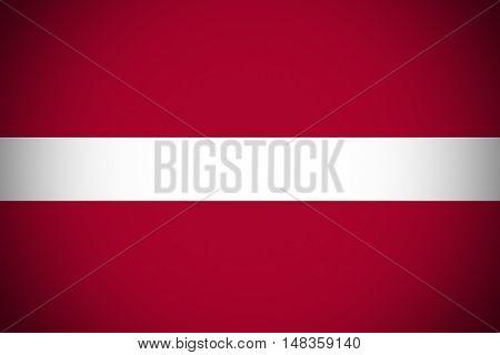 Latvia flag ,original and simple Latvia flag