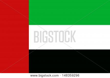 United Arab Emirates flag ,original and simple United Arab Emirates flag,UAE
