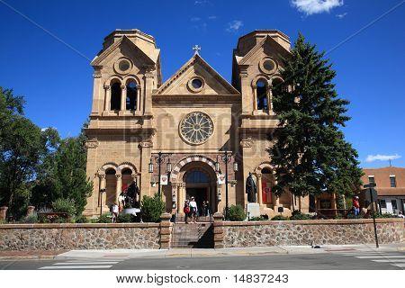 Santa Fe - Basilica Of St. Francis Of Assisi