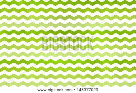 Wavy Striped Background.