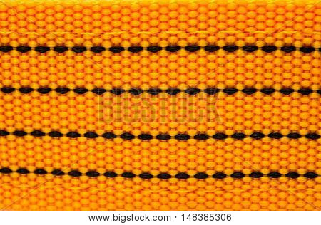 tow rope  jute, lasso  fiber close-up background