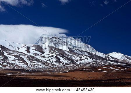 Gurla Mandhata Mount, Tibet