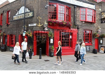 London Anchor Pub