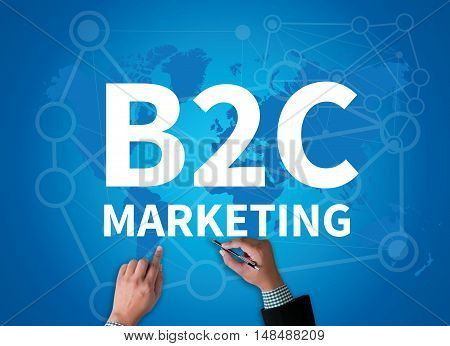 B2C  Marketing