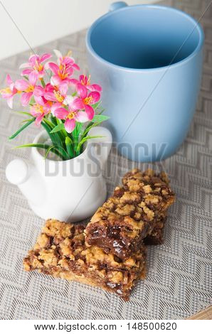delicious soft gooey revel bars for snacks