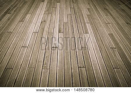 modern wood architecture detail with pattern composition