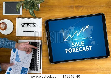 Sale Forecast  ( Forecasting Future Investment)