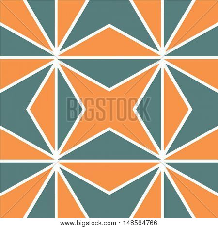 Abstract seamless  pattern - vector illustration