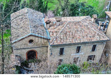 Hdr Tabiano Castello Village In Tabiano Terme