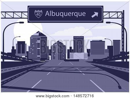 Albuquerquefreeway2016