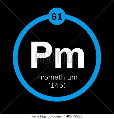 Promethium Chemical Element