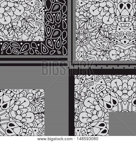 High quality original geometric pattern for fabric, designm texture