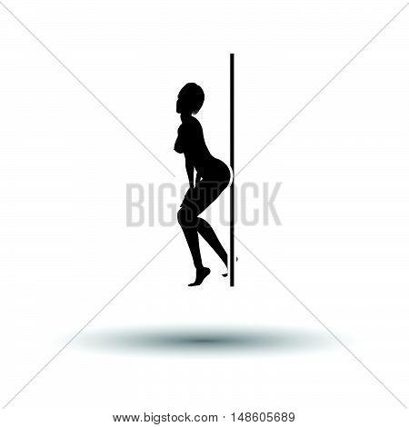 Stripper Night Club Icon