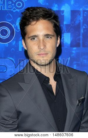 LOS ANGELES - SEP 18:  Diego Boneta at the 2016  HBO Emmy After Party at the Pacific Design Center on September 18, 2016 in West Hollywood, CA