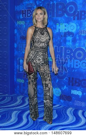 LOS ANGELES - SEP 18:  Arielle Kebbel at the 2016  HBO Emmy After Party at the Pacific Design Center on September 18, 2016 in West Hollywood, CA