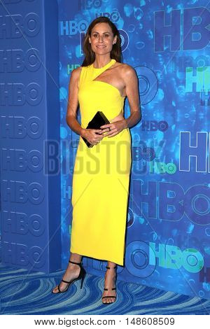 LOS ANGELES - SEP 18:  Minnie Driver at the 2016  HBO Emmy After Party at the Pacific Design Center on September 18, 2016 in West Hollywood, CA