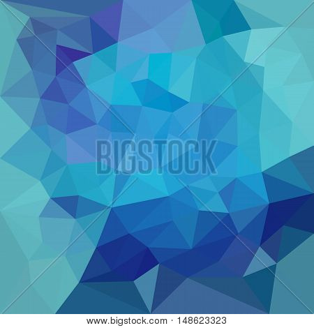 Polygonal 3D geometric background. Vector illustration for your business.