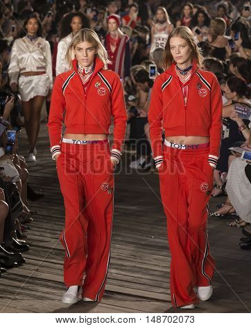 Tommy Hilfiger - Fall 2016 Collection - Part 2