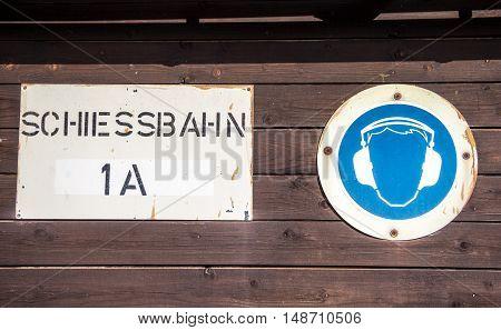 german Schiessbahn