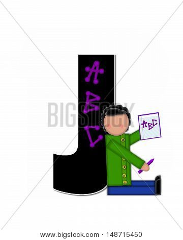 Alphabet Children Abcs J