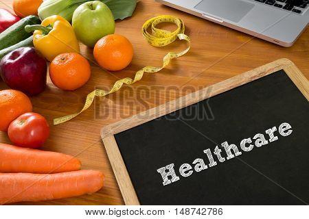 Health Concept: Healtcare