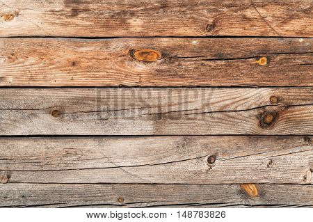 Brown Wooden Wall, Background Photo Texture