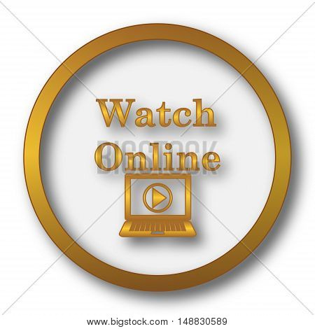 Watch Online Icon