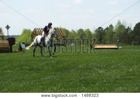 Cross Country Horse Sh0W 2
