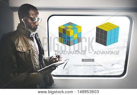 Advantage Disadvantage Comparison Solution Concept