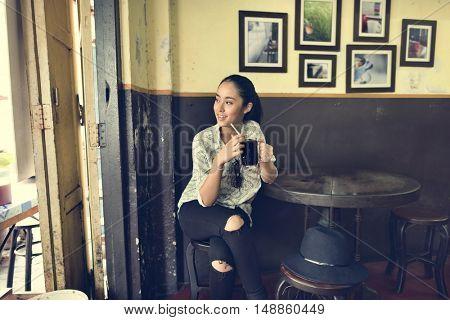 Awakening Coffee Break Caffeine Leisure Beverage Concept