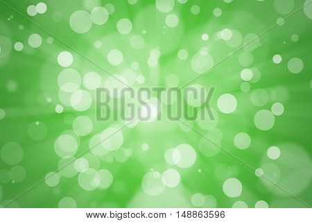 colorful blurred backgrounds / green bokeh background