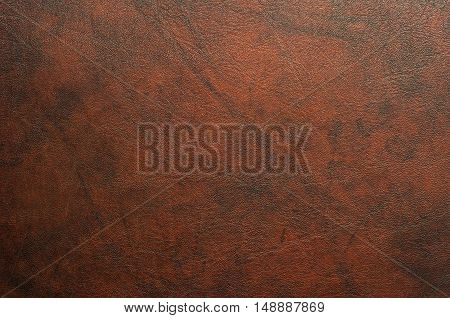 Brown leather texture, Brown leather background texture