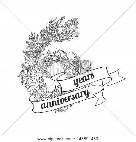 Six (6) Years Anniversary