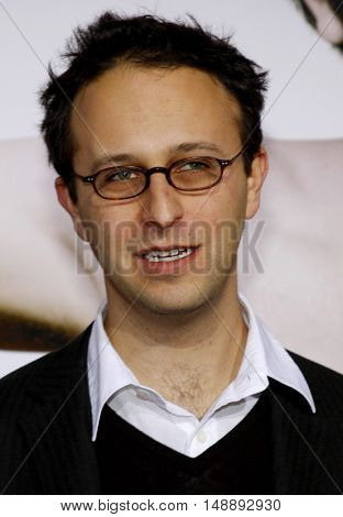 """Jack Kasdan at the World Premiere of """"Walk Hard"""" held at the Grauman's Chinese Theater in Hollywood, USA on December 12, 2007."""