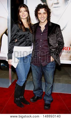 David Krumholtz at the World premiere of 'Walk Hard' held at the Grauman's Chinese Theater in Hollywood, USA on December 12, 2007.