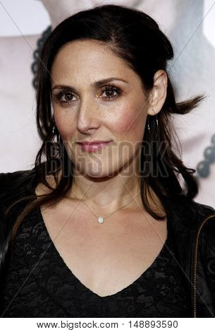 Ricki Lake at the World premiere of 'Walk Hard' held at the Grauman's Chinese Theater in Hollywood, USA on December 12, 2007.