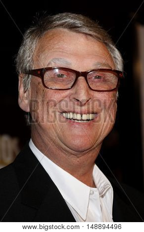 Mike Nichols at the World premiere of 'Charlie Wilson's War' held at the Universal Studios in Hollywood, USA on December 10, 2007.